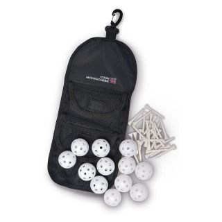 Accessory Bag With Practice Balls & Tees