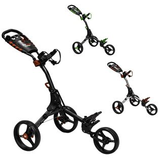 Easyglide Compact 3 Wheel Push Golf Trolley