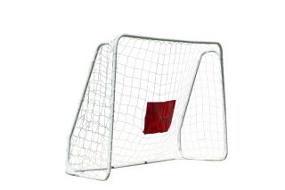 Traditional GardenGames Foldable Football Goal with Removable Targets