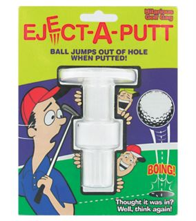 Eject-A-Putt Golf Novelty Gift Fun