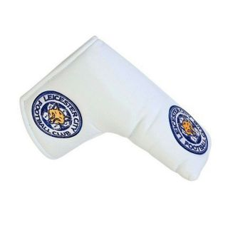 Premier Licensing Leicester City Blade Putter Cover with Ball Marker