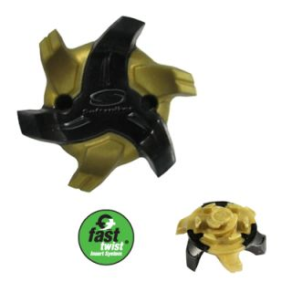 SoftSpikes Cyclone Golf Spikes Cleats Fast Twist Thread
