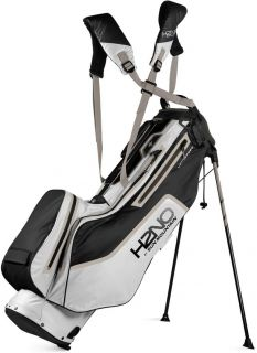 Sun Mountain H2NO Litespeed Stand Carry Golf Bag Black/White/Java
