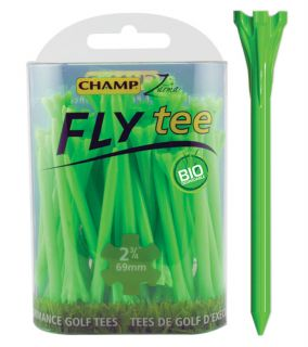 Champ Fly Tee Golf Tee 69 mm 2 3/4 Inch Green