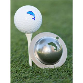 Tin Cup Ball Marking System - Angler