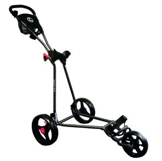 Ezeglide Cruiser Trolley - Black
