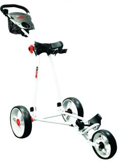 Ezeglide Cruiser Trolley - White